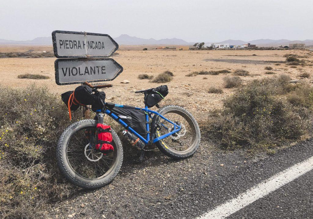 Fuerte-Lanza-Fuerte Bike Trail
